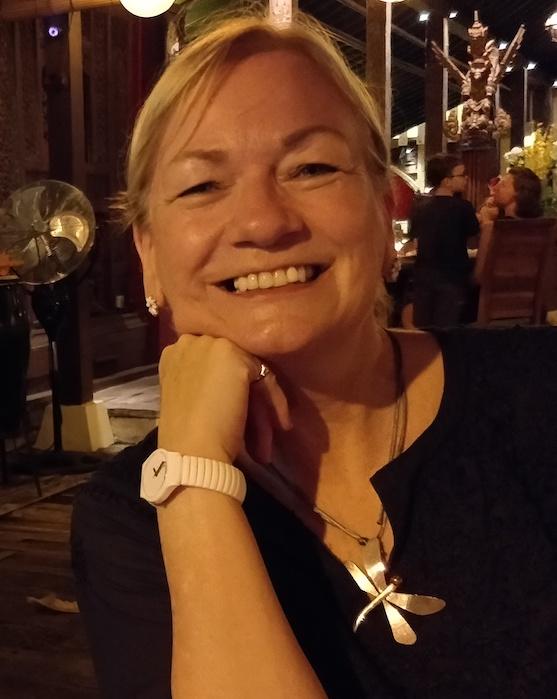 Sue's necklace